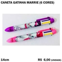 Caneta Gatinha Marrie