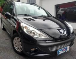 207 SW XR 1.4 Flex - 2011 - Completo