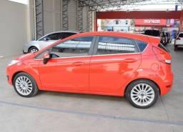 New Fiesta 1.6 Titanium AT 2017