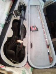 Violino Rosane 4/4 (preto)
