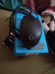 Mouse para jogos com fio