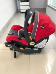 Bebê Conforto Chicco Keyfit 30 com base Isofix