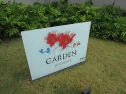 Apartamento com 2 dormitórios para alugar, 61 m² por R$ 1.200,00/mês - Gleba Califórnia -