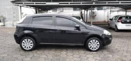 FIAT PUNTO ATTRACTIVE 1.4 8V EVO Preto 2015/2016