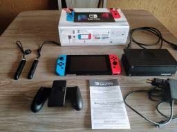 Nintendo Switch 32GB - Seminovo / Porto Alegre, RS
