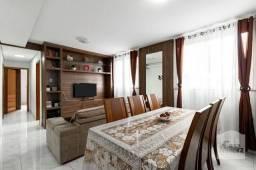 Apartamento à venda com 3 dormitórios em Alto caiçaras, Belo horizonte cod:267831