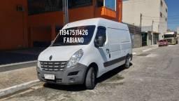 Renault Master 2014 L2H2 refriegrada * Repasse * Financia 100%*