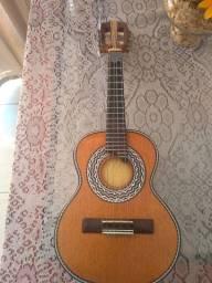 Cavaco Otacílio Luthier cedro com case