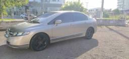 Civic 2007 lxs automático