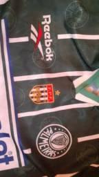 Lendaria camisa Palmeiras 1996, R$500 + frete