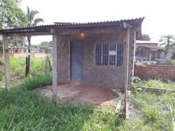 Vendo casa com terreno quitado