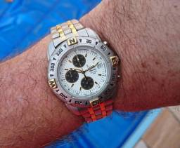 Relogio Dumont Aquastar Cronografo