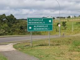 Wilson da Cunha Vende | Excelente lote | Residencial Alphaville