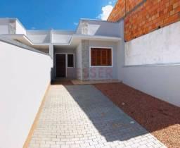 Casa de 2 dormitórios, no loteamento Bela vista com acabamentos em alto padrão !