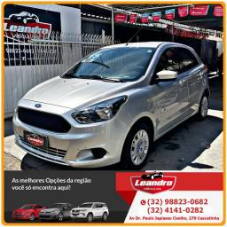 Ford KA SE 1.0 2015 Manual Flex Completo Única Dona