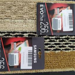 Promoção Cartão Memória Samsung 256gb