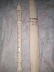 Flauta doce Yamaha soprano yrs - 24b