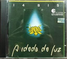 CD 14 Bis - A Idade da Luz (Raro)