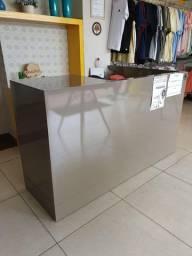 Móvel caixa + Estante de nichos