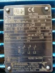 Esteira Ergométrica Profissional Moviment, Motor HP 2.0, 127/220 V.