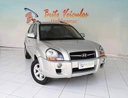 Hyundai Tucson 2.0 Mpfi Gls 16v 2wd Flex 4p Automático 2013