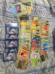 Cartas Pokémon 182 cartas