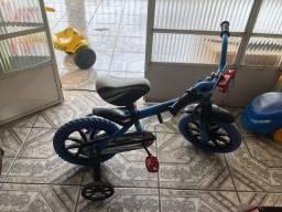 Bicicleta infantil Nathor