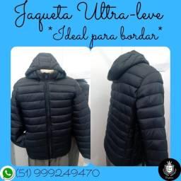 Promoção jaqueta ultra-leve
