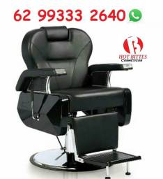 Título do anúncio: Barbearinha Cadeira HI-823 Cadeira de Luxo Hot Bittes Cosméticos