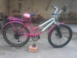 Vendo bicicleta por R$ 380