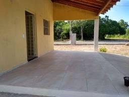 Vendo ou troco em carro uma Casa no Jardim dos Passaros em Campo Maior