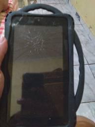 Tablet para trocar tela