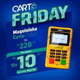 Máquinas CartoPay - Aceita todos os cartões