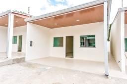 Prox av das Torres, casa nova, 2qrts residencial Fechado