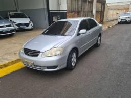 Corolla XLI Aut 2004 impecável ac trocas