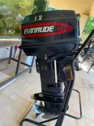 Motor de popa 30 evinrud