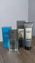 Vendo Desodorante Hidratante + Deo Corporal Natura Homem