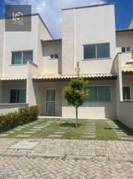 Casa com 4 dormitórios à venda, 104 m² por R$ 400.000,00 - Divineia - Aquiraz/CE