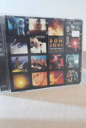 CD Original - Bon Jovi - One Wild Night