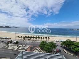 Apartamento à venda com 1 dormitórios em Copacabana, Rio de janeiro cod:CP1AP53896