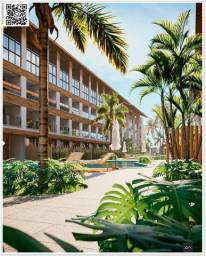 GN- Praia dos Carneiros, ótimo para investimento, flat mezanino c/ suíte. Oportunidade.