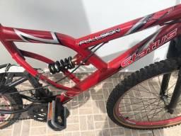 Bicicleta Status aro 26 Full Suspension