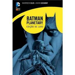 HQ Batman Planetary Edição de Luxo - Capa Dura