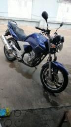 Yamaha Fazer 250cc Manual e Chave Reserva