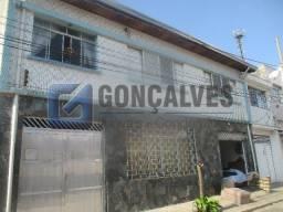 Casa para alugar com 4 dormitórios em Campestre, Santo andre cod:1030-2-34665