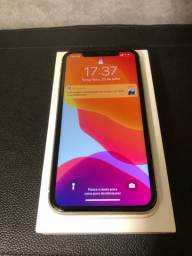 iPhone X 256gb preto leia à descrição