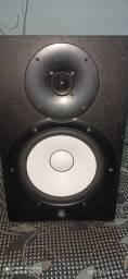 Caixa e monitor estúdio Yamaha Hs 8 não e par