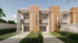 Casas Duplex no Eusébio com 3 Suítes e Documentação GRÁTIS!!