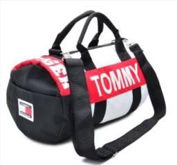 Bolsa Tommy Hilfiger Mini Duffle bolsa esportiva academia -unissex