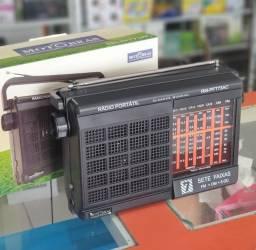 Rádio motobras novo original